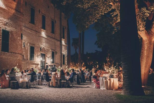 Un matrimonio evento: Roberta e Paolo