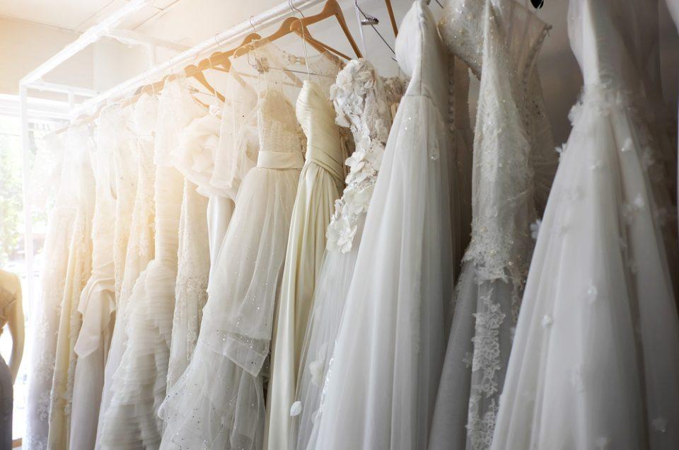 Come non perdersi tra i vestiti da sposa